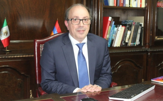 ARMENIAN PRESIDENT APPOINTS ARA AYVAZYAN AS FOREIGN MINISTER