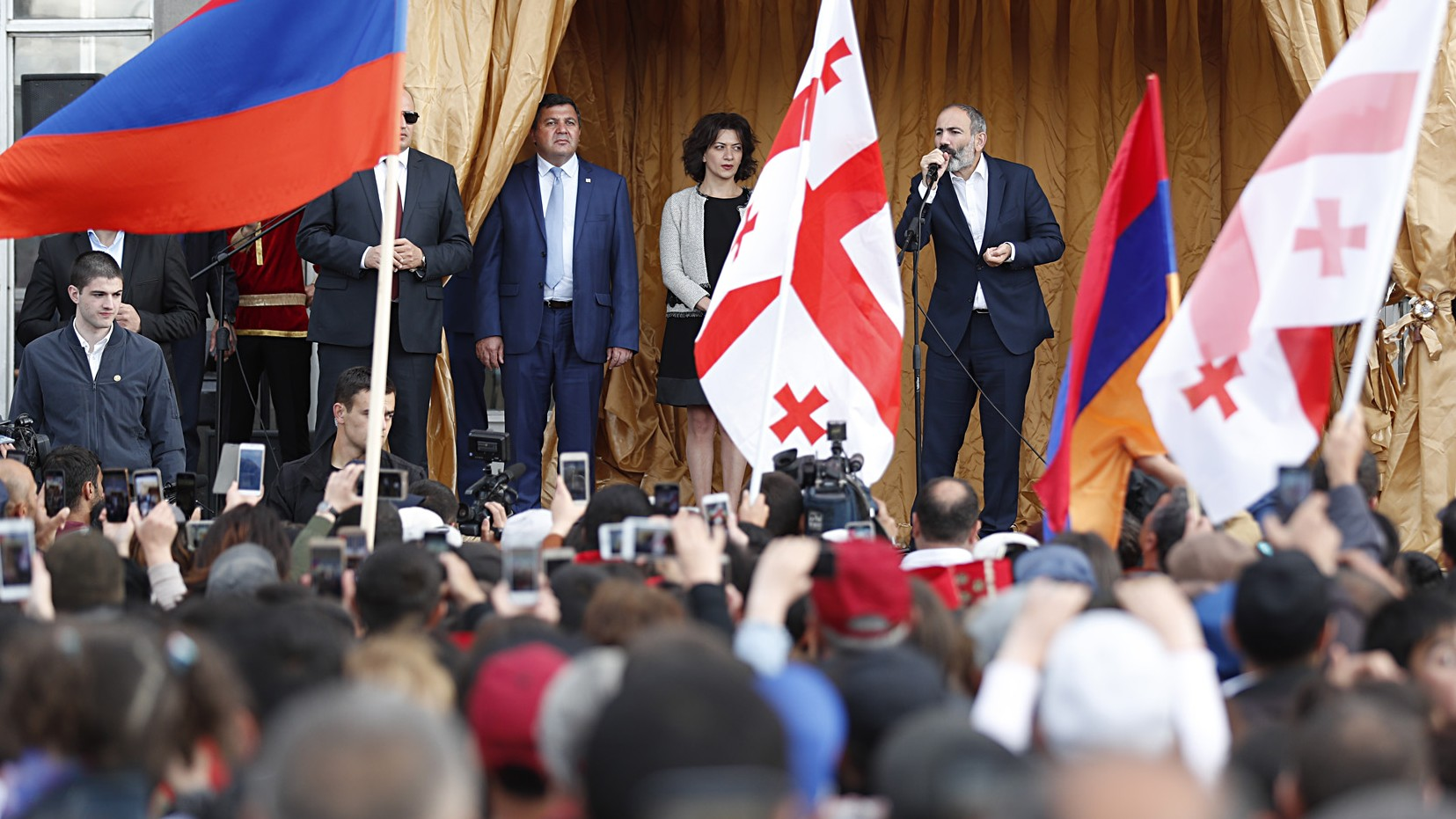 COMMENTARY: A NEW ERA BETWEEN ARMENIA AND GEORGIA, OR NEW TENSIONS?