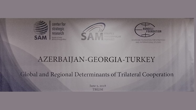 """SPEECH DELIVERED AT THE CONFERENCE TITLED """"GLOBAL AND REGIONAL DETERMINANTS OF TRILATERAL COOPERATION"""", TBLISI, JUNE 5TH 2018"""