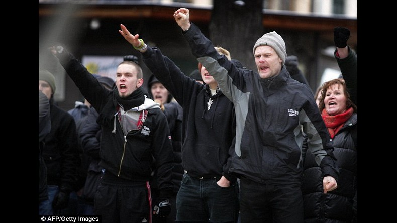 ANALYSIS: NEO – NAZISM IS GAINING STRENGTH IN THE NORDIC COUNTRIES