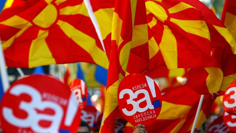 MACEDONIA NAME CHANGE REFERENDUM: DIFFERENT INTERESTS, DIFFERENT PERSPECTIVES