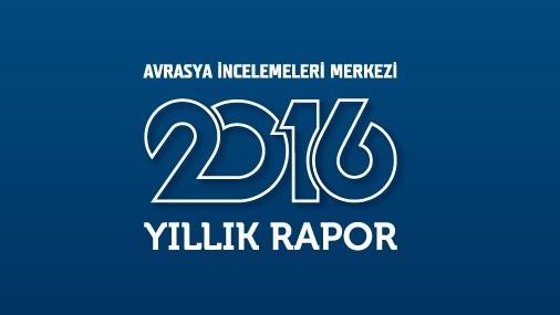 DUYURU: AVİM 2016 Yıllık Raporu Yayınlandı